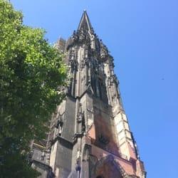 Mahnmal St. Nikolai, Hamburg, Germany