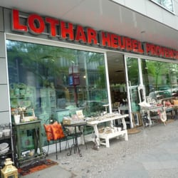 Lothar heubel provence berlin germany for Habitare berlin savignyplatz