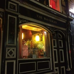 The Waverley, Edinburgh