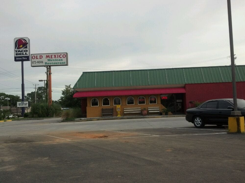 Old mexico restaurant restaurant 360 s tyndall pkwy for Parkway motors in panama city florida