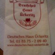Deutsches Haus Ückeritz, Ückeritz, Mecklenburg-Vorpommern
