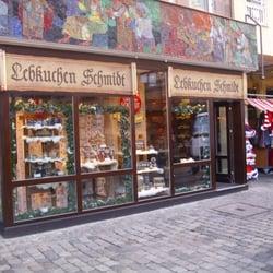Lebkuchen Schmidt, Nürnberg, Bayern