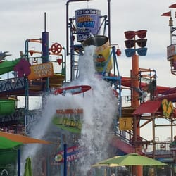 The most fun water park in Las Vegas is Cowabunga Bay in Henderson, NV. With attractions for guests of all ages, it's the best way to beat the heat!