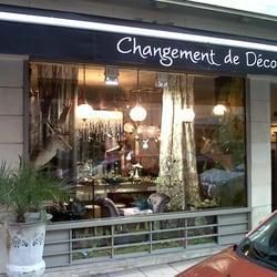 Changement de Décor, Bordeaux, France