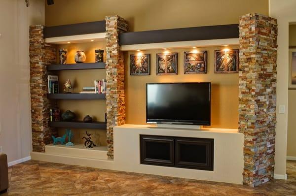 Custom Entertainment Centers On Pinterest Entertainment
