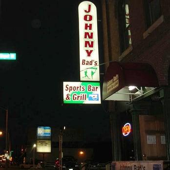 Johnny rockets sports bar