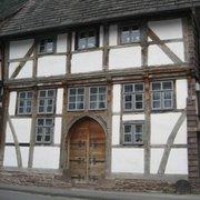 Altes Fachwerk, Höxter, Nordrhein-Westfalen, Germany