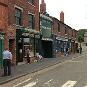 The first Main Street at the Black…