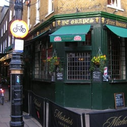 The Grapes, London
