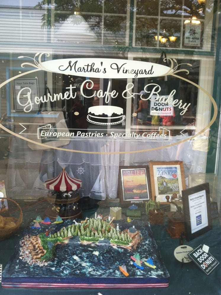 Martha S Vineyard Gourmet Cafe Bakery