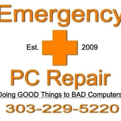 Emergency PC Repair LLC logo