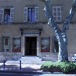 Musée Ziem - Martigues, Bouches-du-Rhône, France. Le Musée Ziem !