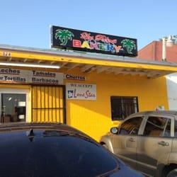 Las Palmas Bakery logo