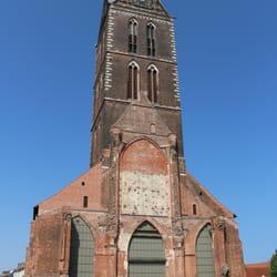 Altstadt, Wismar, Mecklenburg-Vorpommern, Germany