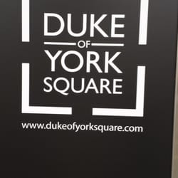 Duke of York Square, London