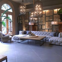 Restoration hardware 53 photos furniture stores soma for San francisco furniture rental