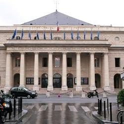 Théâtre National de l'Odéon, Paris