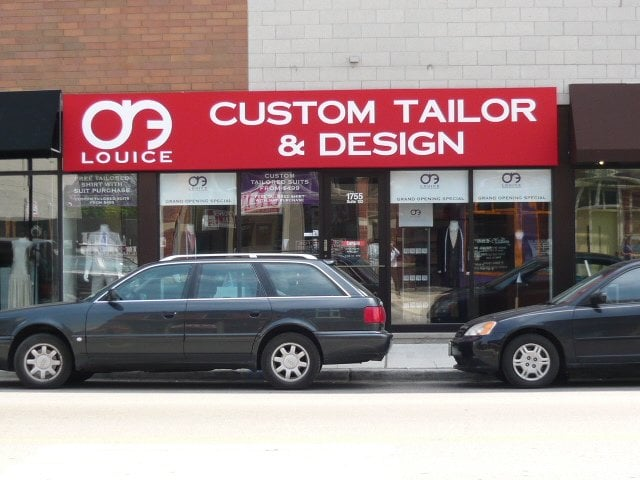 Tailor Stores Near Home
