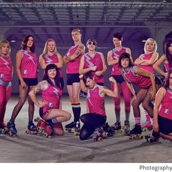 Toronto Roller Derby - 2012 CN Power (All Star Team) - Toronto, ON, Kanada