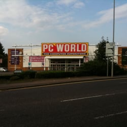 P C World, Taunton, Somerset