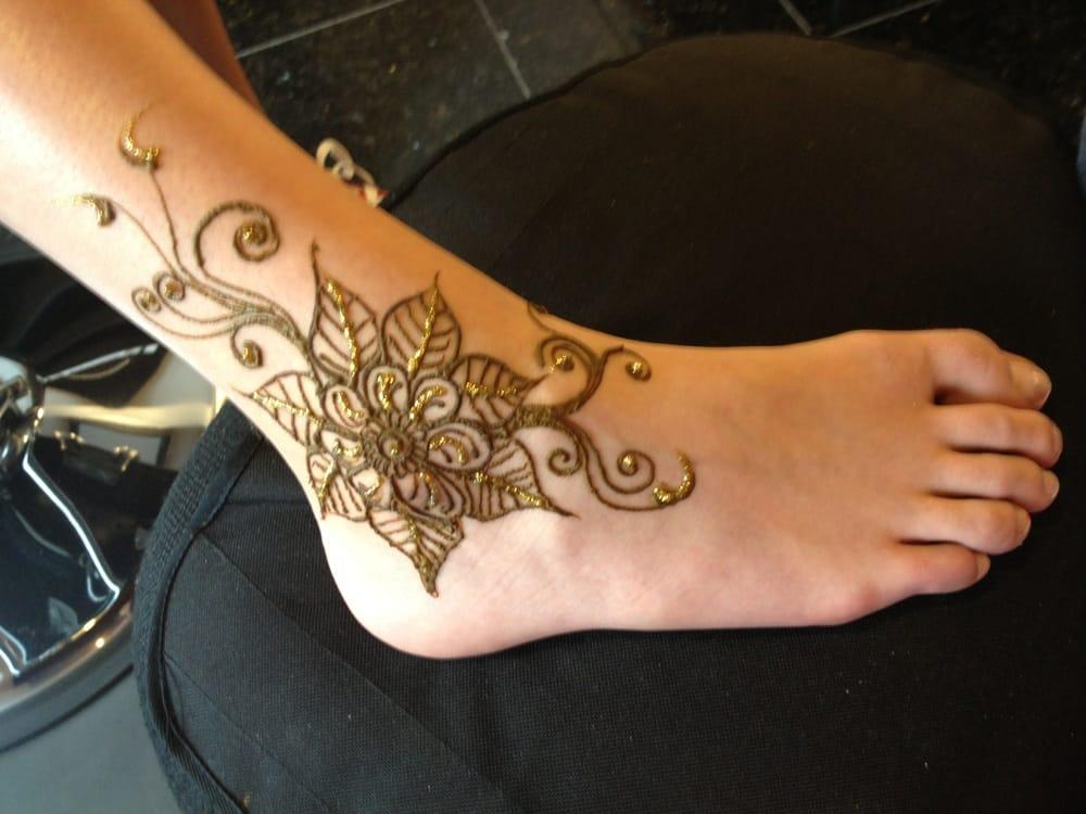 Raanya eyebrow threading henna tattoo del mar ca united states