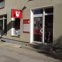 Frau Tulpe, Berlin