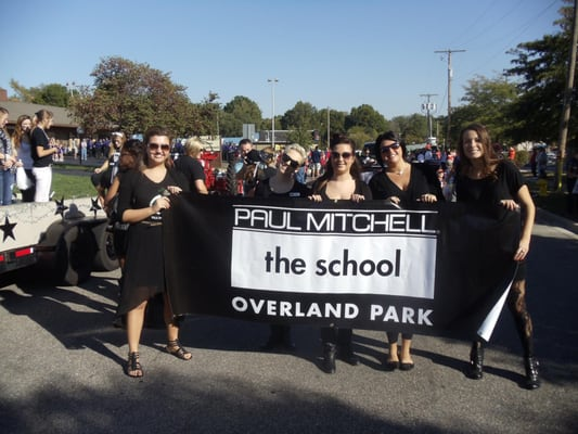 Paul mitchell the school hair salons overland park ks for 95th street salon