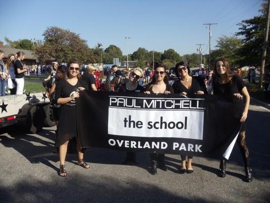 Paul mitchell the school hair salons overland park ks for 95th street salon