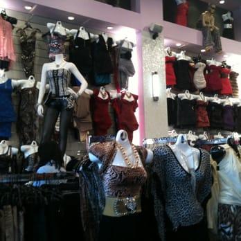 Hot Point International Fashions - Women's Clothing - Fordham