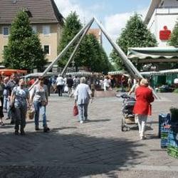 Wochenmarkt, Tuttlingen, Baden-Württemberg