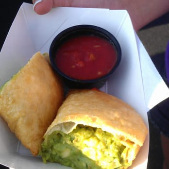 fried guacamole