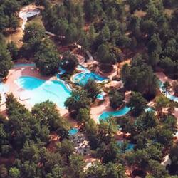 Parc aquatique la Bouscarasse, Serviers et Labaume, Gard, France
