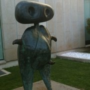 Joan Miro Foundation Center.