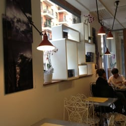 At Home - Food and Bar - Roma, Agrigento, Italie. Interno At Home