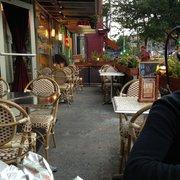 Farfasha - Outdoor seating - New York, NY, Vereinigte Staaten