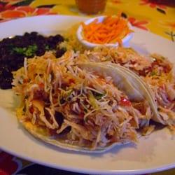 Joe caribe fish taco platter auburn ca united states for Auburn caribbean cuisine