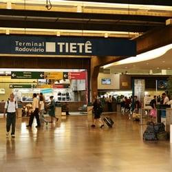 Terminal Rodoviário do Tietê, São Paulo - SP