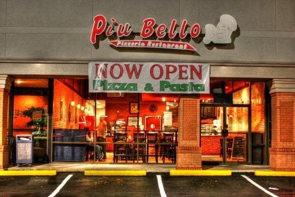 Piu bello pizzeria restaurant buckhead atlanta ga yelp for Pizza restaurants