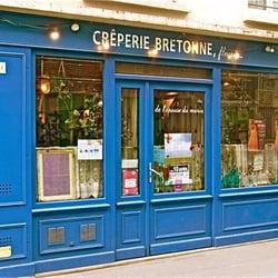 Crêperie Bretonne Fleurie, Paris