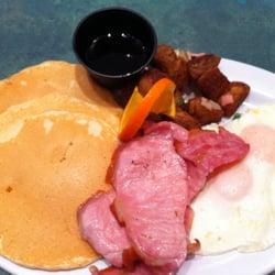 Pancake Grand Slam
