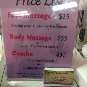 honolulu happy ending massage Torrance, California