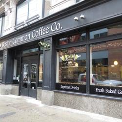 Boston Common Coffee Donut Thursday