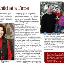 Huntington Learning Center - Bee Cave, TX, États-Unis. Article by Faces and Places Magazine