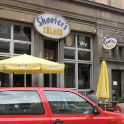 Shooter's American Sportsbar, Frankfurt, Hessen