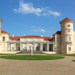 Panorama des Schlosses