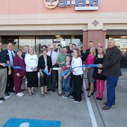 Athena Learning Center of College Station - College Station, TX, United States. Ribbon cutting