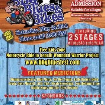 Bikes Blues Bbq Elizabethtown Ky Elizabethtown BBQ Blues
