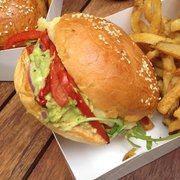 Zoom sur LE best des burgers veggie…