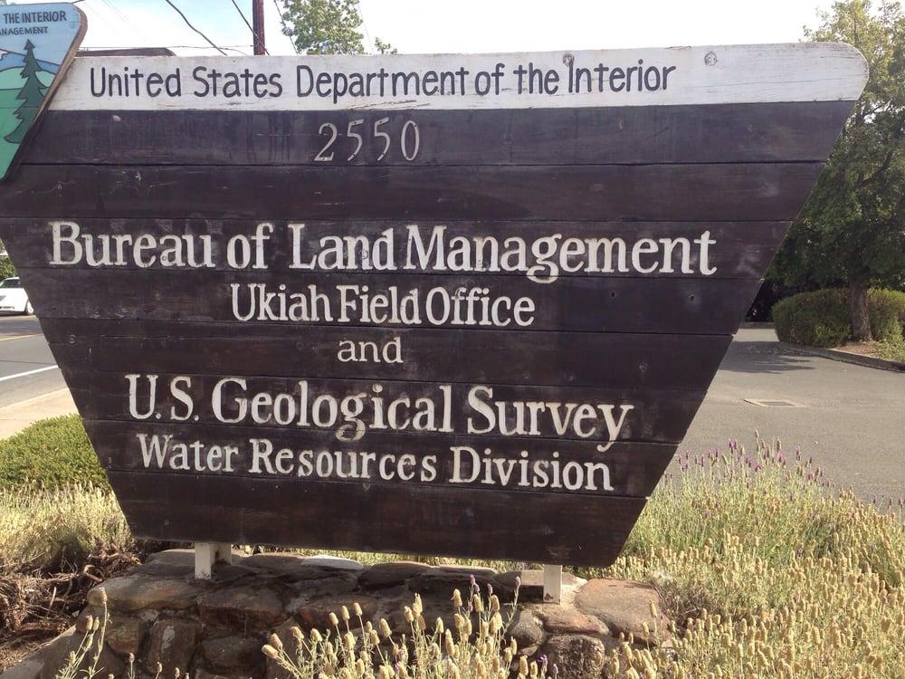 Bureau of land management public services government for Bureau land management