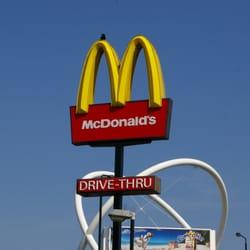 McDonalds, London
